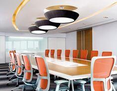 Deckenlampen für Konferenzräume