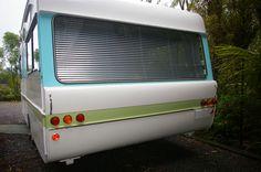 Retro Caravan, Caravans, New Zealand, Oxford, Home Appliances, Outdoors, Nice, House Appliances, Domestic Appliances