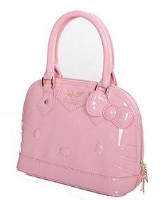 Hello Kitty Handbags, Hello Kitty Purse, Hello Kitty Clothes, Hello Kitty Items, Nightmare Before Christmas Purse, Purses And Handbags, Leather Handbags, Hello Kitty Accessories, Hello Kitty Pictures