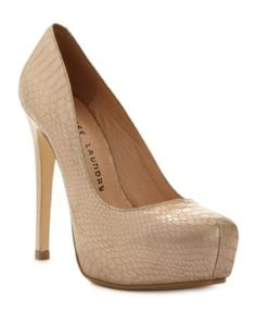 Chinese Laundry Shoes, Whistle Platform Pumps - Pumps - Shoes - Macy's