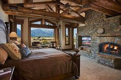 4,980 Likes, 65 Comments - Custom Timber Homes (@customtimberhomes) on Instagram