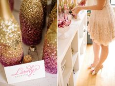 FEATURED on 100 LAYER CAKE // PINK, GOLD, & GLITTER / OH, LOVELY – A VALENTINES PARTY » Haley Sheffield | Fine Art Photography