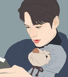 All Korean Drama, Korean Drama Movies, Korean Dramas, Lee Min Ho, Kdrama, Learn Korea, Cartoon Pics, Cartoon Picture, Dibujo