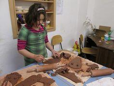 Nové keramické výrobky dětí 1.stupně