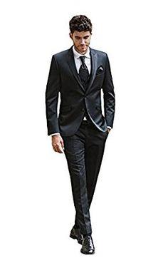 Kelaixiang Classic Boys Formal 2pcs Vest Pants for Kids Formal Ceremony Wedding Party