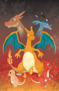 Fire Giants by m-dugarchomp.deviantart.com on @deviantART