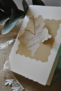 Shabby soul: Christmas Cards DIY - Together for Christmas-Cute for my library group:) Christmas Hearts, Diy Christmas Cards, Christmas Wrapping, Xmas, Soulful Christmas, Goodbye Cards, Farewell Gifts, School Decorations, Butterfly Cards