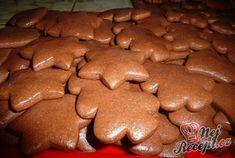 Xmas Cookies, Cake Cookies, Gingerbread Cookies, Cookies Et Biscuits, Christmas Gingerbread, Fall Recipes, Sweet Recipes, Cookie Recipes, Dessert Recipes