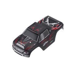 Original Wltoys A979 1/18 Rc Car Canopy Red A979 05 Part for Wltoys RC Car Part (Wltoys A979 Car Canopy,Wltoys A979 Part A979 05)