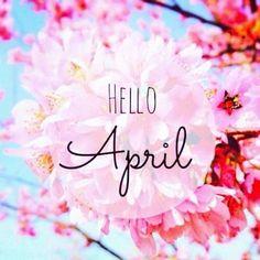 Abril bienvenido!