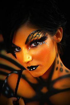 Body art by: Nix Herrera