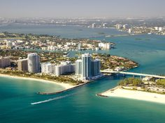 Miami, FL is one of the state's most popular vacation spots. It is well-known for beaches including South Beach, trendy nightlife, the Art Deco district, Calle Ocho & Little Havana. Celeb-Worthy Hotels: The Delano, The Setai, The Shore Club, Villazzo Villas, Fontainebleau Miami Beach, Mandarin Oriental.  A-List Visitors: John Mayer, Will Smith, Leonardo DiCaprio, Beyonce, Martha Stewart, Katy Perry