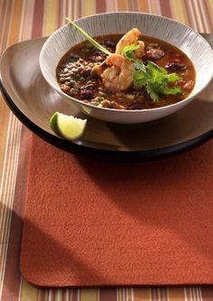 Puy-Linsensuppe - Rezepte: orientalische Köstlichkeiten - 21 - [ESSEN & TRINKEN]