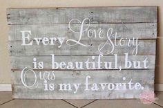 Upcycling Art – Creative ideas for wall decoration made of wooden pallets - Decoration 4 Valentines Bricolage, Valentines Diy, Valentine Day Gifts, Valentine Quote, Diy Pallet Wall, Pallet Art, Pallet Ideas, Pallett Wall, Pallet Signs