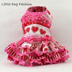 arnés de perro perro vestido vestido de perro de fiesta de