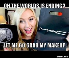 20 Makeup Memes That Are Way Too True | The Odyssey