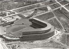 Yankee Stadium,1923.   Loved this stadium! First visit was in 1963.