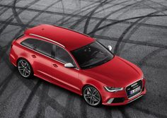 Audi RS6 Avant - eats SUVs for breakfast