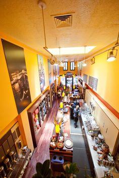 Cafe Venetia - Café Venetia University ave, Palo Alto