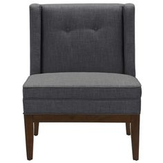 Astrid Chair in Dexter Licorice   Freedom Furniture and Homewares - $299