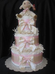 diaper cake