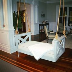 Lowcountry Swing Beds The Ravenel Daybed Porch Swing