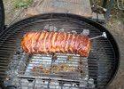 Bacon Wrapped Pork Loin Recipe - Allthecooks.com