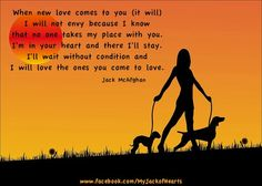 https://flic.kr/p/tQAJNd | New Love Will Come | You've lost your dog, your cat, your pet. Do you get another one? It's a big decision. When you take a new pet home, it brings new life into your world! But don't you find you can get frustrated with the newness? It's a good diversion and, while creating new relationship is important, you find you can struggle with just wanting the old reliable, dependable, familiar loved one back. You will make the right decision at the right time. Don't rush…