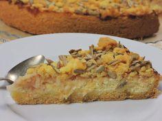 Tvarohový koláč s jablky Gnocchi, French Toast, Pie, Breakfast, Torte, Morning Coffee, Cake, Fruit Cakes, Pies