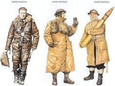 desert ww2 uniform - Google Search