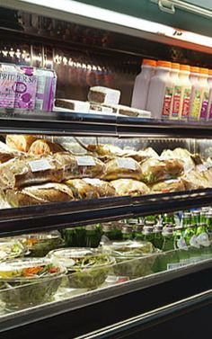 Fresh - Take Away.... IN PERSON As a general rule of thumb, Fresh take away orders take up to 20 minutes to prepare. Can't wait? Fresh on Bloor and Fresh on Spadina offer pre-made sandwiches and salads for the grab and go customer from Mondays to Fridays. You'll find our display fridges packed with lunch items and beverages. Come early as they often sell out... or by Phoning in your Fresh order is a great way to reduce your wait time.