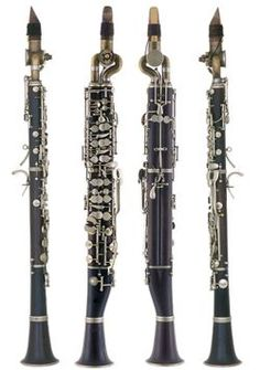 quarter tone clarinet by Fritz Schüller. If there are 4 quarter tones, does that make a dollar's worth of clarinet? Oboe, Sound Of Music, Music Is Life, Soul Music, Bass Clarinet, Band Nerd, Art Music, Indie Music, Classical Music
