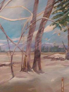 Original Fine Art by TuckerDemps.  #art, #impressionist.