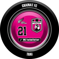DNZ Football Buttons: Chainat FC                                                                                                                                                                                 Mais