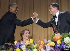 WATCH: Obama Kills At White House Correspondent Dinner