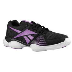 Reebok Women's Fitnisrush Shoe,Black/ Purple/White,8 M US Reebok. $69.99