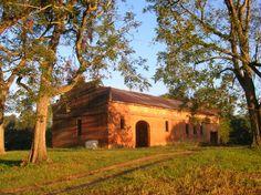 Rosalie Plantation Sugar Mill near Alexandria, Louisiana