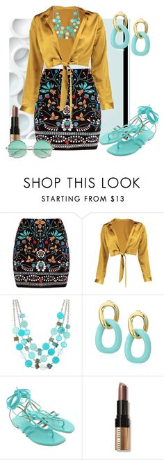 """Let's Skirt Around contest"" by empathetic ❤ liked on Polyvore featuring Marni, Boohoo, Mixit, Kate Spade, Hermès and Bobbi Brown Cosmetics"