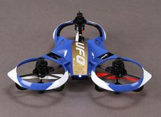 2.4Ghz Transmitter  ... This website has a lot more information about drones that follow you