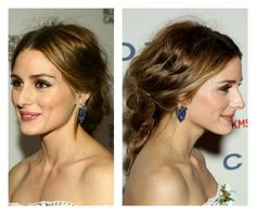 Olivia Palermo's A Braided Beauty At Charity Gala | Look