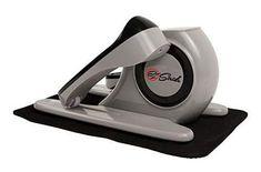 Sunny Health & Fitness EZ Stride Motorized Auto Assisted Under Desk Elliptical Peddler Exerciser – SF-E3626