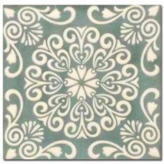Restos dos Azulejos - azulejo antigo
