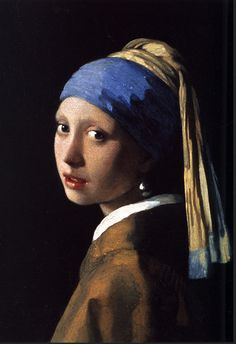 deYoung Museum in SF currently has Vermeer's Girl with a Pearl Earring on display. Going in March!