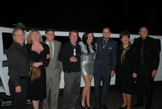 """Limo ride to the premiere of """"In The Devil's Courthouse"""""""