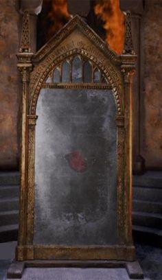 Mirror of erised.