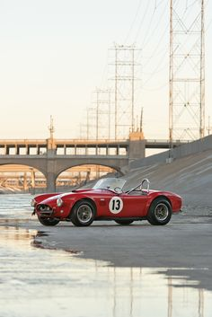 1964 Shelby 289 Competition Cobra with the chassis #: CSX 2430 – it's a Cobra with a remarkable history, even by Cobra standards, and it's thought to be the last Competition Cobra ever personally driven by Carroll Shelby (in 1984). On the 18th of June 1964 the vice...