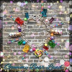 Gummy Bear Land~By Sweet Treats Jewelry