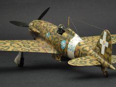 Macchi C.202 Folgore 1/48 Hasegawa