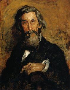 Portrait of William H. MacDowell by Thomas Eakins