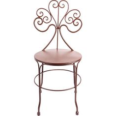 Cadeira Petit Marrom - Orb